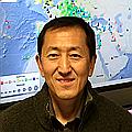 袁晓晖 81届毕业生。国际知名地球物理学家。波茨坦德国地学研究中心地学博士。在国际顶级学术期刊和专著上发表百篇研究论文,其中部分文章已成为地学领域经典文献。